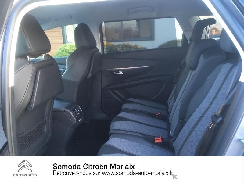 Photo 10 de l'offre de PEUGEOT 5008 1.5 BlueHDi 130ch S&S Allure EAT8 à 32900€ chez Somoda - Citroën Morlaix