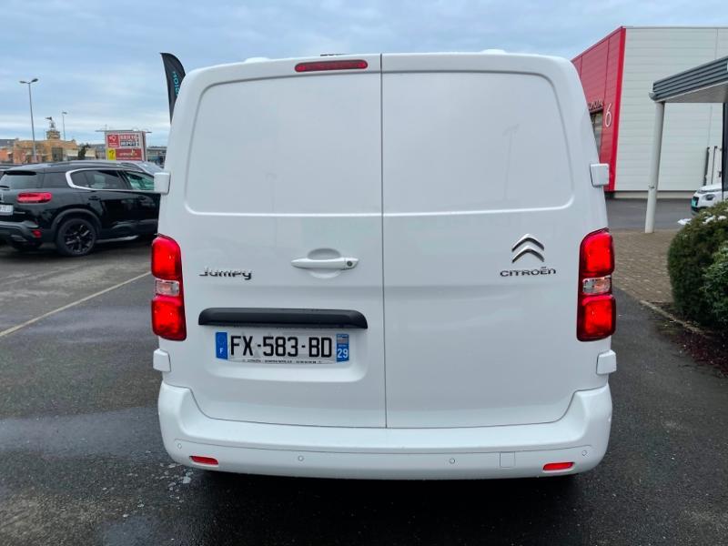 Photo 5 de l'offre de CITROEN Jumpy Fg M 2.0 BlueHDi 180ch S&S Cabine Approfondie Fixe Driver EAT8 à 34900€ chez Somoda - Citroën Morlaix