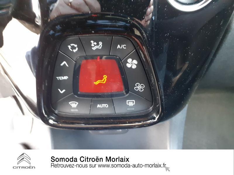 Photo 15 de l'offre de PEUGEOT 108 VTi 72 Collection S&S 4cv 5p à 13990€ chez Somoda - Citroën Morlaix
