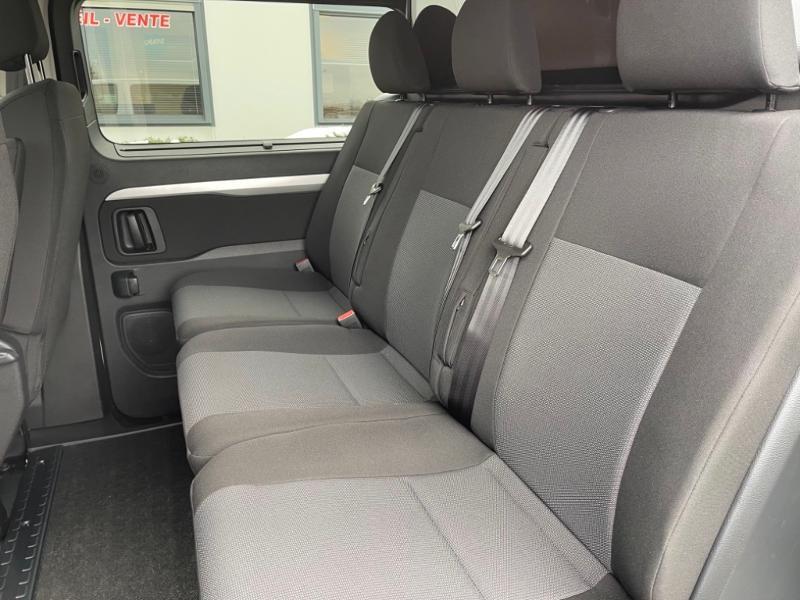 Photo 9 de l'offre de CITROEN Jumpy Fg M 2.0 BlueHDi 180ch S&S Cabine Approfondie Fixe Driver EAT8 à 34900€ chez Somoda - Citroën Morlaix
