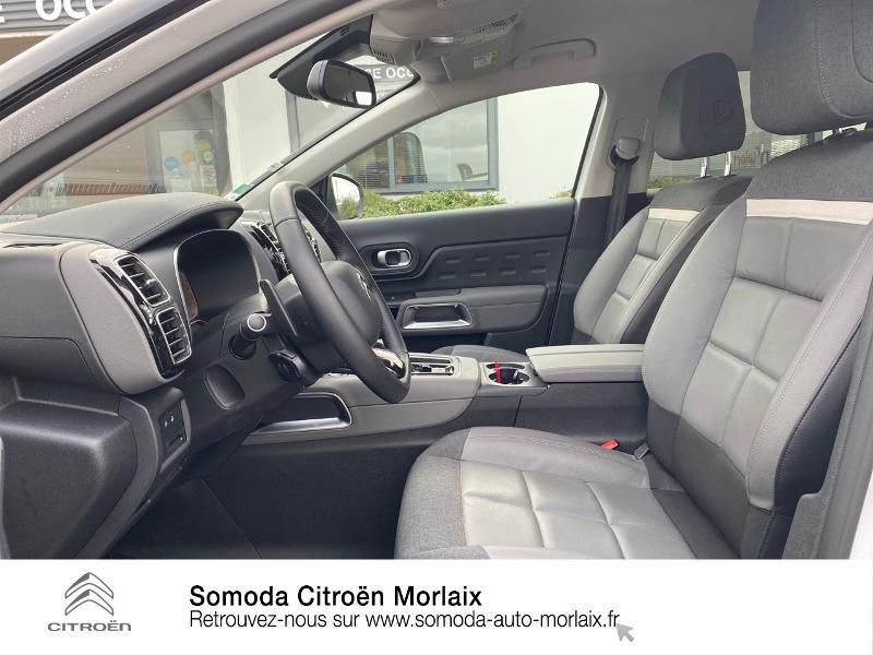 Photo 9 de l'offre de CITROEN C5 Aircross PureTech 180ch S&S Feel EAT8 à 26990€ chez Somoda - Citroën Morlaix
