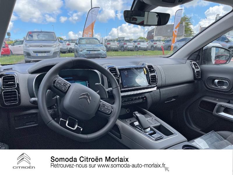 Photo 8 de l'offre de CITROEN C5 Aircross Hybrid 225ch C-Series e-EAT8 à 42500€ chez Somoda - Citroën Morlaix
