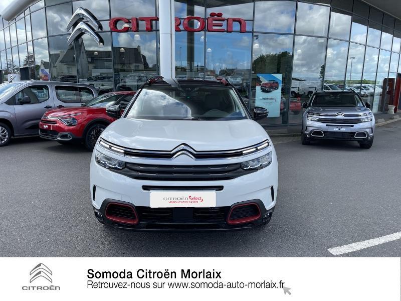 Photo 2 de l'offre de CITROEN C5 Aircross Hybrid 225ch C-Series e-EAT8 à 42500€ chez Somoda - Citroën Morlaix