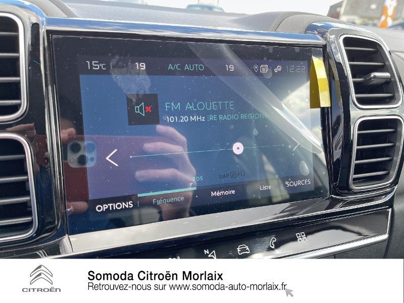 Photo 13 de l'offre de CITROEN C5 Aircross Hybrid 225ch C-Series e-EAT8 à 42500€ chez Somoda - Citroën Morlaix
