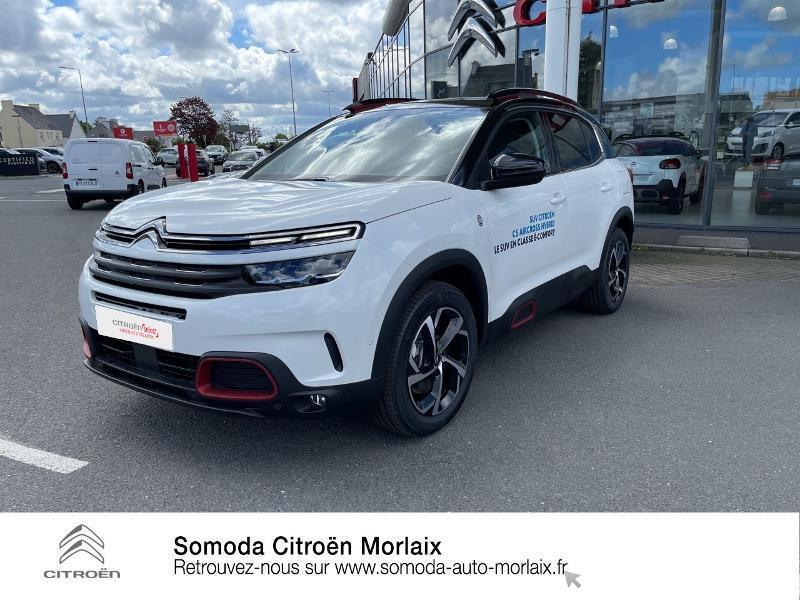 Photo 21 de l'offre de CITROEN C5 Aircross Hybrid 225ch C-Series e-EAT8 à 42500€ chez Somoda - Citroën Morlaix
