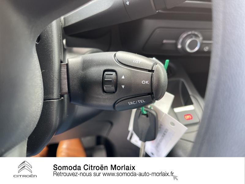 Photo 19 de l'offre de CITROEN Berlingo Van M 1000kg BlueHDi 100 S&S Worker à 19080€ chez Somoda - Citroën Morlaix