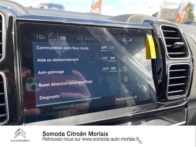 Photo 15 de l'offre de CITROEN C5 Aircross Hybrid 225ch C-Series e-EAT8 à 42500€ chez Somoda - Citroën Morlaix