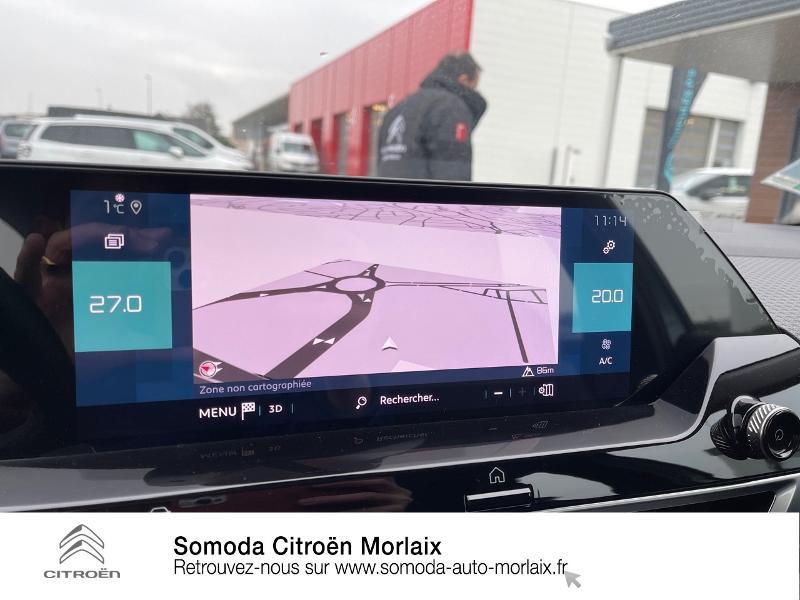 Photo 20 de l'offre de CITROEN C4 Moteur électrique 136ch (100 kW) Feel Pack Automatique à 38500€ chez Somoda - Citroën Morlaix