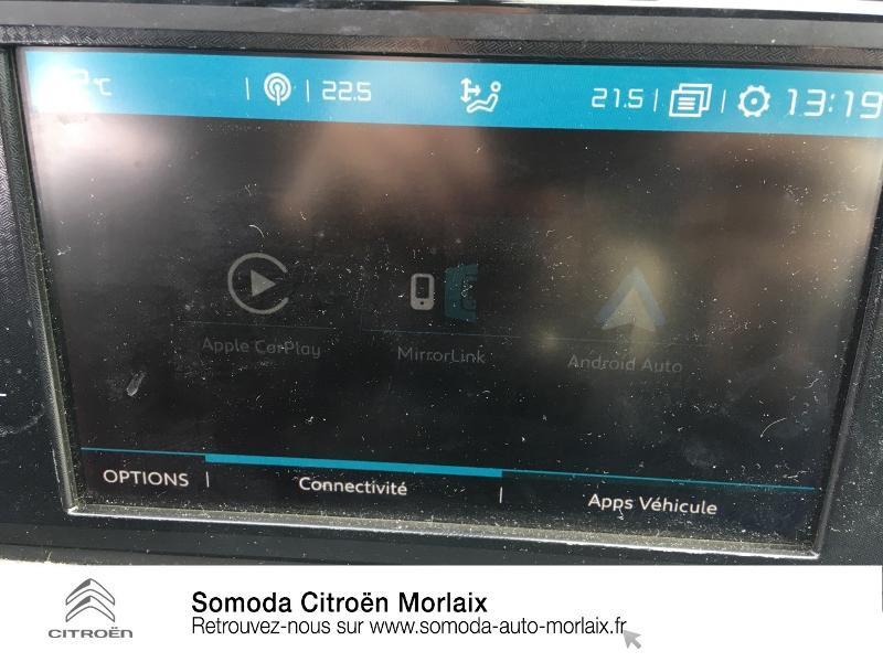 Photo 15 de l'offre de CITROEN C4 Picasso BlueHDi 100ch Business S&S à 12900€ chez Somoda - Citroën Morlaix