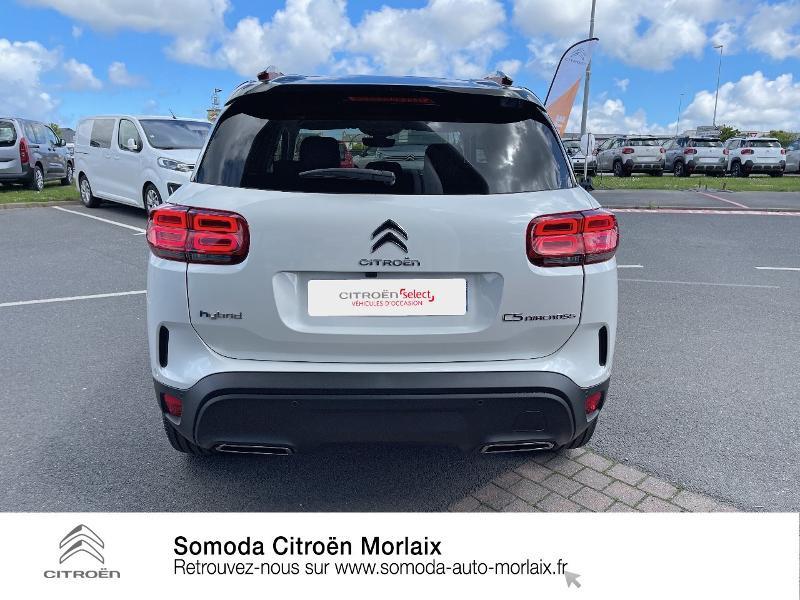 Photo 5 de l'offre de CITROEN C5 Aircross Hybrid 225ch C-Series e-EAT8 à 42500€ chez Somoda - Citroën Morlaix