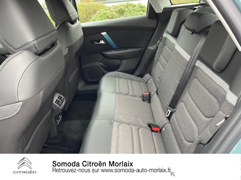 Photo 9 de l'offre de CITROEN C4 Moteur électrique 136ch (100 kW) Feel Pack Automatique à 38500€ chez Somoda - Citroën Morlaix