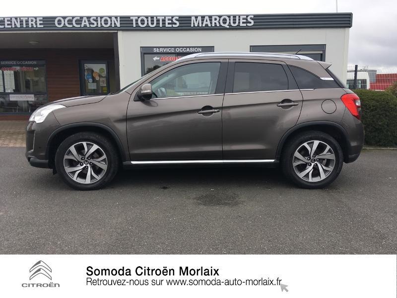 Photo 4 de l'offre de CITROEN C4 Aircross 1.8 HDi 4x4 Exclusive à 11790€ chez Somoda - Citroën Morlaix