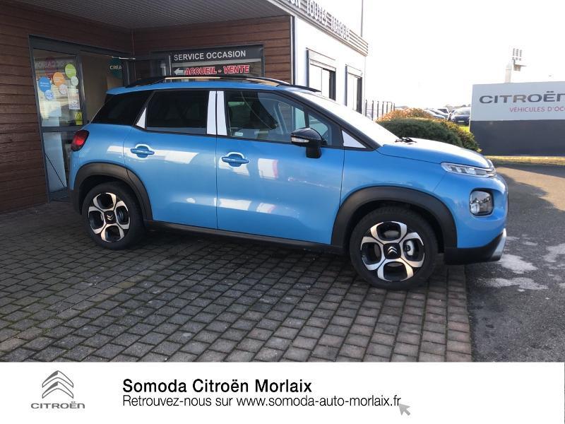 Photo 4 de l'offre de CITROEN C3 Aircross PureTech 110ch S&S Shine E6.d à 16990€ chez Somoda - Citroën Morlaix