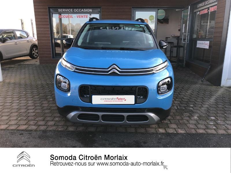 Photo 2 de l'offre de CITROEN C3 Aircross PureTech 110ch S&S Shine E6.d à 16990€ chez Somoda - Citroën Morlaix