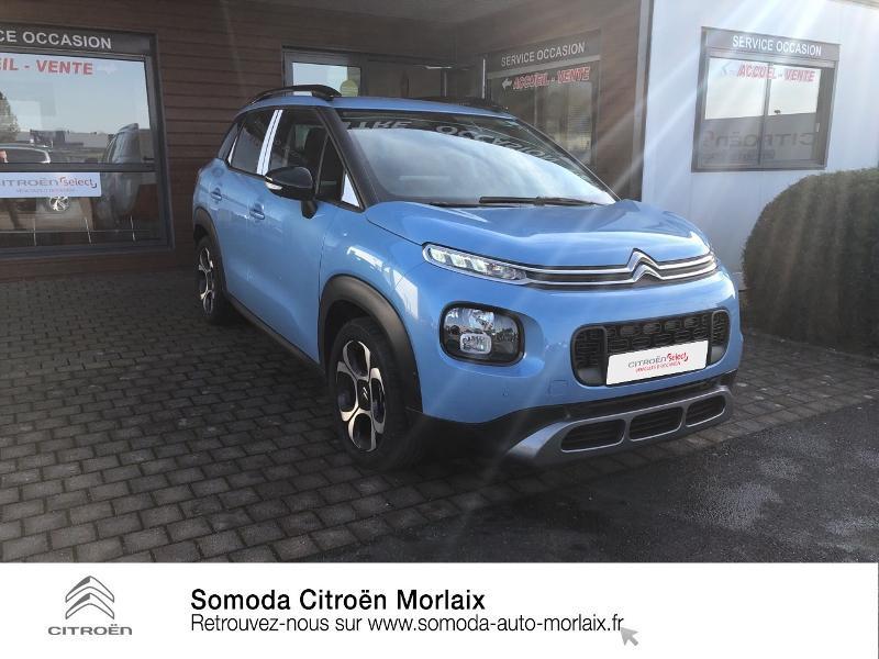 Photo 3 de l'offre de CITROEN C3 Aircross PureTech 110ch S&S Shine E6.d à 16990€ chez Somoda - Citroën Morlaix