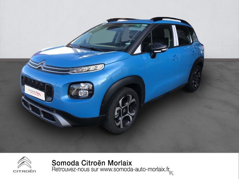 Photo 1 de l'offre de CITROEN C3 Aircross PureTech 110ch S&S Shine E6.d à 16990€ chez Somoda - Citroën Morlaix