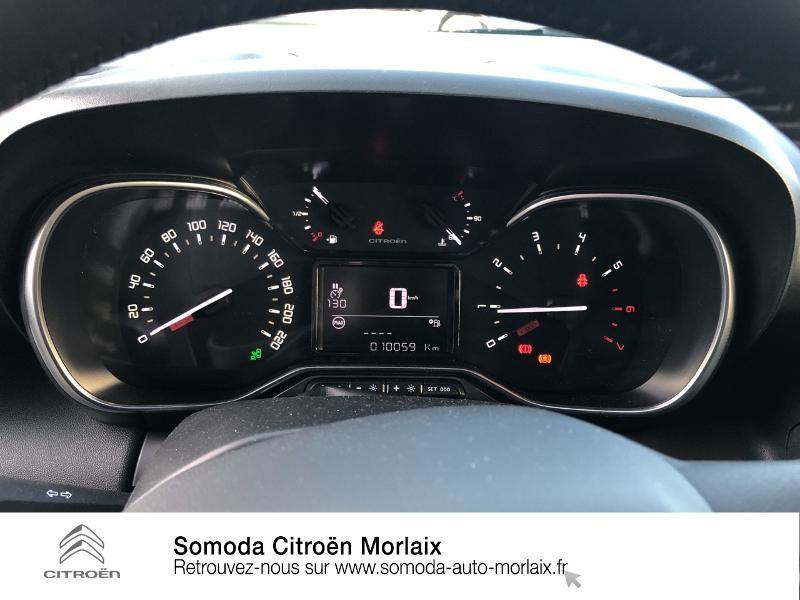 Photo 12 de l'offre de CITROEN C3 Aircross PureTech 110ch S&S Shine E6.d à 16990€ chez Somoda - Citroën Morlaix