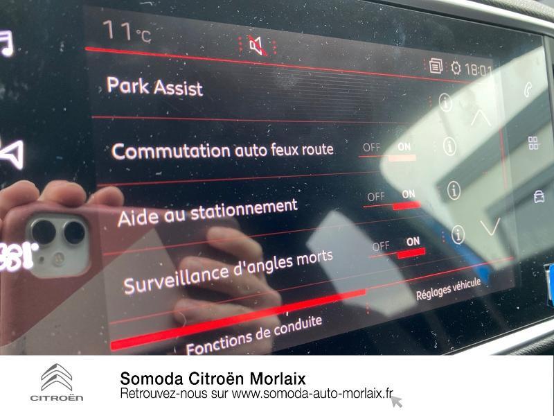 Photo 17 de l'offre de PEUGEOT 308 SW 1.2 PureTech 130ch S&S GT Pack à 26990€ chez Somoda - Citroën Morlaix