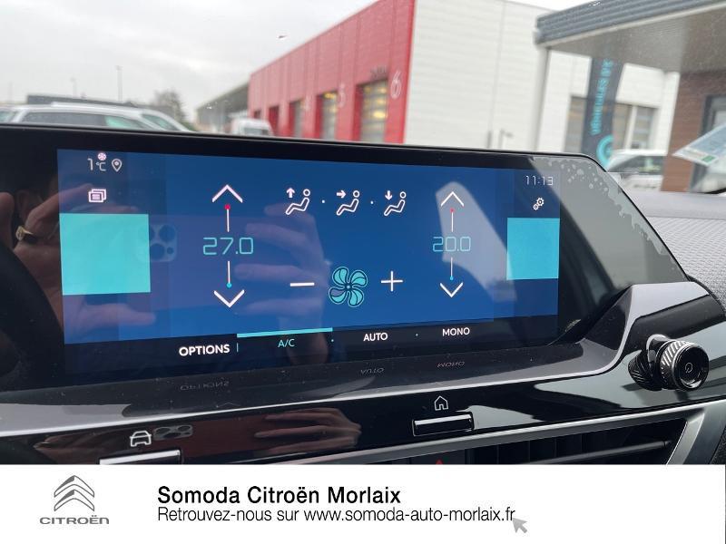 Photo 19 de l'offre de CITROEN C4 Moteur électrique 136ch (100 kW) Feel Pack Automatique à 38500€ chez Somoda - Citroën Morlaix