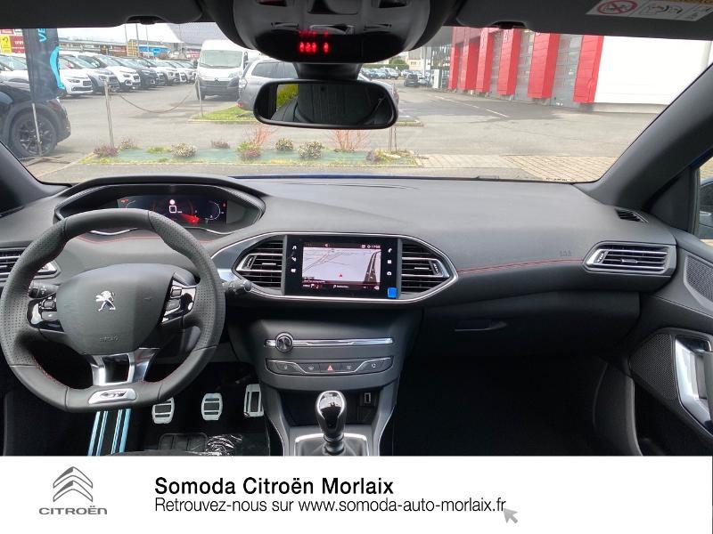 Photo 8 de l'offre de PEUGEOT 308 SW 1.2 PureTech 130ch S&S GT Pack à 26990€ chez Somoda - Citroën Morlaix