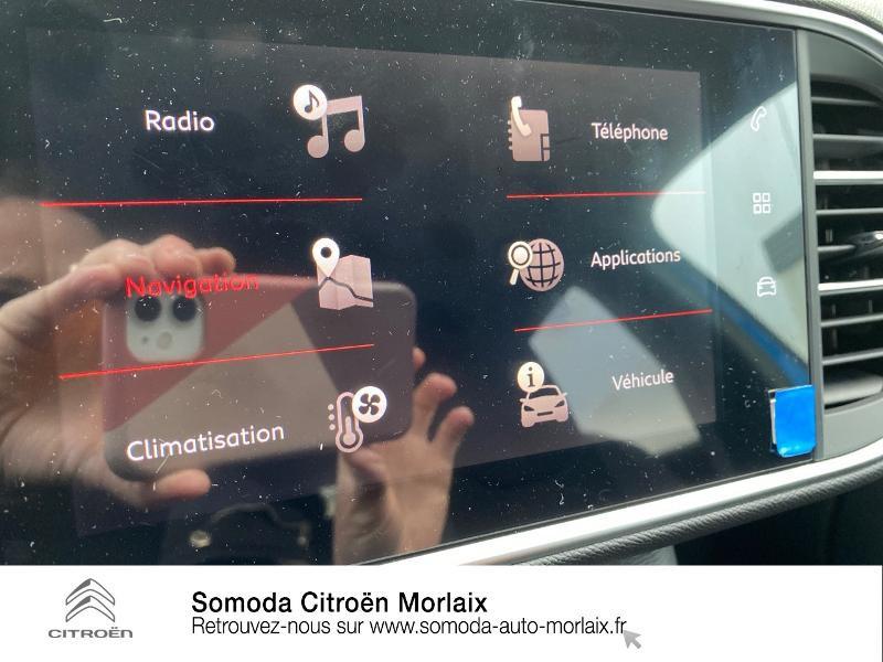 Photo 14 de l'offre de PEUGEOT 308 SW 1.2 PureTech 130ch S&S GT Pack à 26990€ chez Somoda - Citroën Morlaix