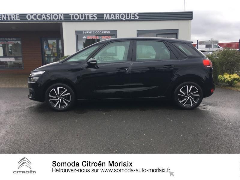 Photo 4 de l'offre de CITROEN C4 Picasso BlueHDi 100ch Business S&S à 12900€ chez Somoda - Citroën Morlaix