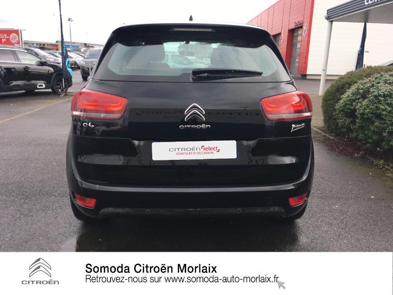 Photo 5 de l'offre de CITROEN C4 Picasso BlueHDi 100ch Business S&S à 12900€ chez Somoda - Citroën Morlaix