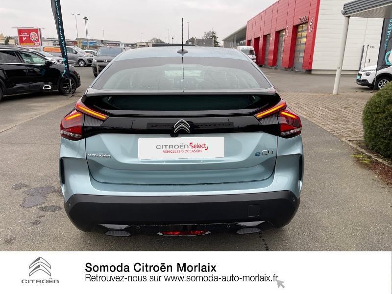 Photo 5 de l'offre de CITROEN C4 Moteur électrique 136ch (100 kW) Feel Pack Automatique à 38500€ chez Somoda - Citroën Morlaix