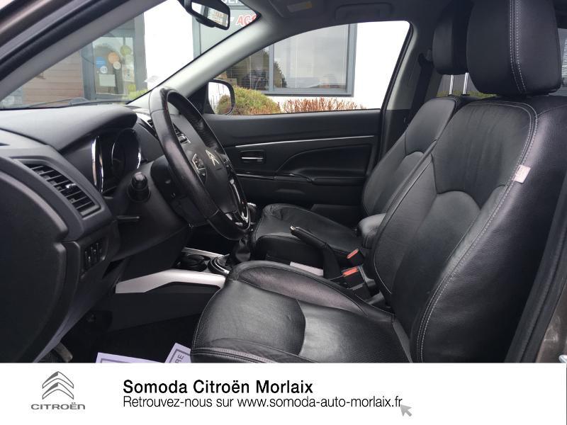 Photo 9 de l'offre de CITROEN C4 Aircross 1.8 HDi 4x4 Exclusive à 11790€ chez Somoda - Citroën Morlaix