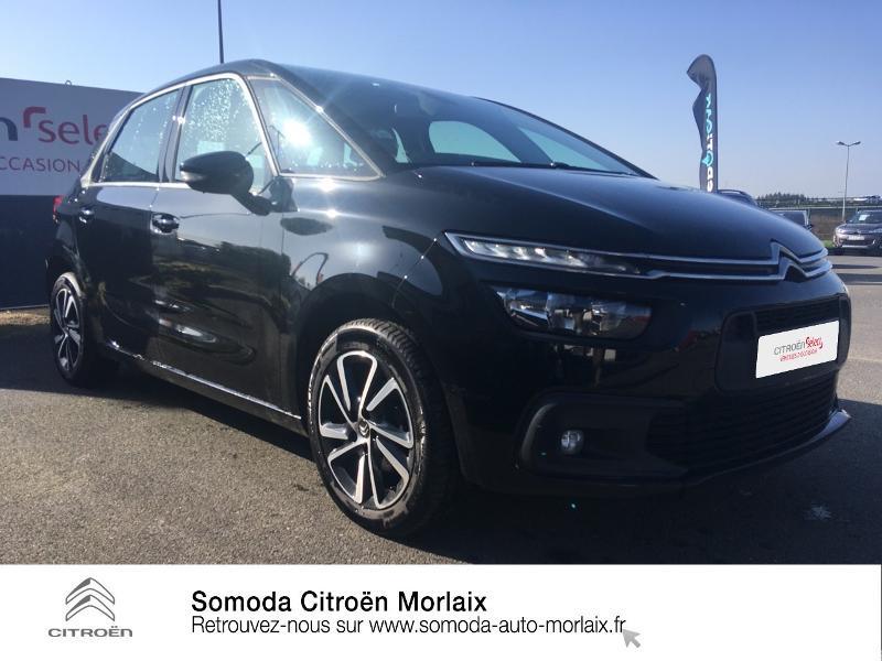 Photo 18 de l'offre de CITROEN C4 Picasso BlueHDi 100ch Business S&S à 12900€ chez Somoda - Citroën Morlaix