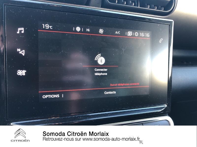 Photo 15 de l'offre de CITROEN C3 Aircross PureTech 110ch S&S Shine E6.d à 16990€ chez Somoda - Citroën Morlaix