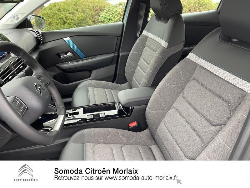 Photo 10 de l'offre de CITROEN C4 Moteur électrique 136ch (100 kW) Feel Pack Automatique à 38500€ chez Somoda - Citroën Morlaix