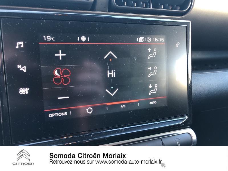 Photo 14 de l'offre de CITROEN C3 Aircross PureTech 110ch S&S Shine E6.d à 16990€ chez Somoda - Citroën Morlaix