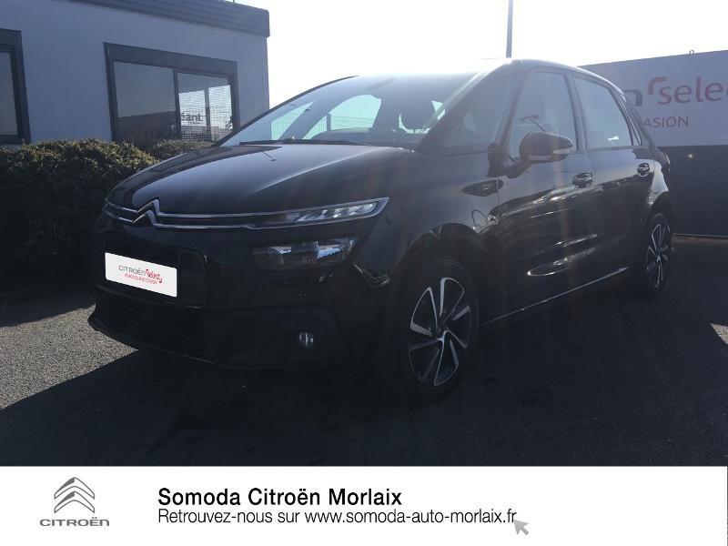 Photo 3 de l'offre de CITROEN C4 Picasso BlueHDi 100ch Business S&S à 12900€ chez Somoda - Citroën Morlaix
