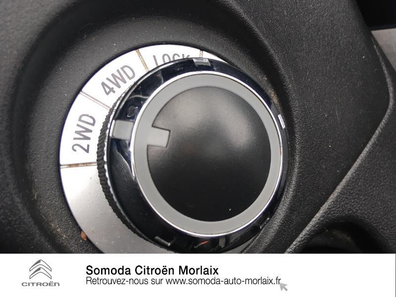 Photo 18 de l'offre de CITROEN C4 Aircross 1.8 HDi 4x4 Exclusive à 11790€ chez Somoda - Citroën Morlaix