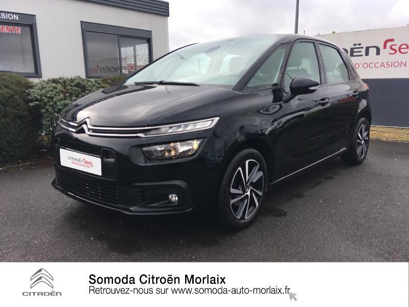 Photo 19 de l'offre de CITROEN C4 Picasso BlueHDi 100ch Business S&S à 12900€ chez Somoda - Citroën Morlaix