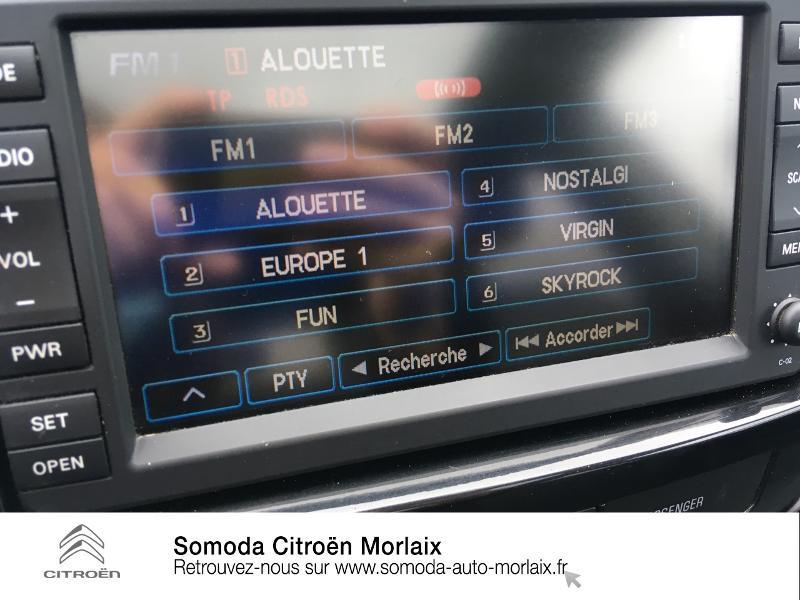 Photo 14 de l'offre de CITROEN C4 Aircross 1.8 HDi 4x4 Exclusive à 11790€ chez Somoda - Citroën Morlaix