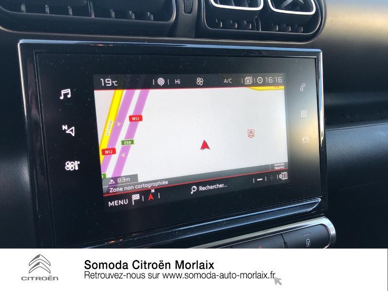 Photo 13 de l'offre de CITROEN C3 Aircross PureTech 110ch S&S Shine E6.d à 16990€ chez Somoda - Citroën Morlaix