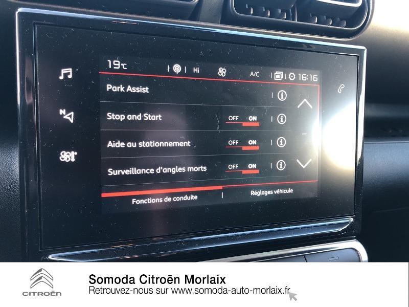 Photo 16 de l'offre de CITROEN C3 Aircross PureTech 110ch S&S Shine E6.d à 16990€ chez Somoda - Citroën Morlaix