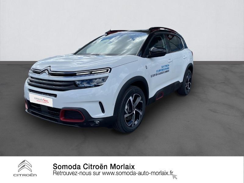 Photo 1 de l'offre de CITROEN C5 Aircross Hybrid 225ch C-Series e-EAT8 à 42500€ chez Somoda - Citroën Morlaix