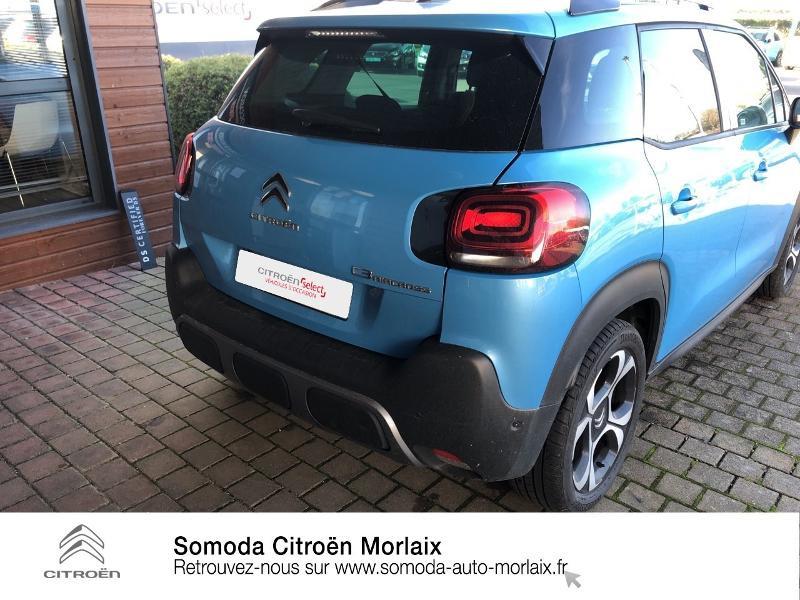 Photo 5 de l'offre de CITROEN C3 Aircross PureTech 110ch S&S Shine E6.d à 16990€ chez Somoda - Citroën Morlaix