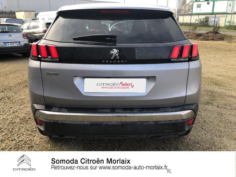 Photo 5 de l'offre de PEUGEOT 3008 1.5 BlueHDi 130ch E6.c Allure S&S EAT8 à 29990€ chez Somoda - Citroën Morlaix