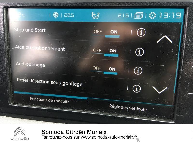 Photo 16 de l'offre de CITROEN C4 Picasso BlueHDi 100ch Business S&S à 12900€ chez Somoda - Citroën Morlaix