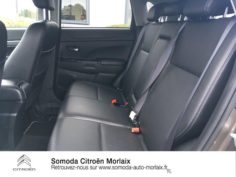 Photo 10 de l'offre de CITROEN C4 Aircross 1.8 HDi 4x4 Exclusive à 11790€ chez Somoda - Citroën Morlaix