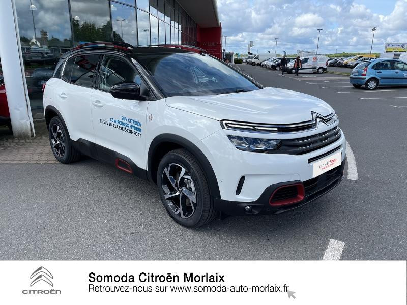 Photo 3 de l'offre de CITROEN C5 Aircross Hybrid 225ch C-Series e-EAT8 à 42500€ chez Somoda - Citroën Morlaix