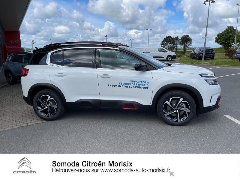 Photo 4 de l'offre de CITROEN C5 Aircross Hybrid 225ch C-Series e-EAT8 à 42500€ chez Somoda - Citroën Morlaix
