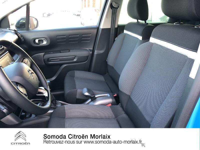 Photo 10 de l'offre de CITROEN C3 Aircross PureTech 110ch S&S Shine E6.d à 16990€ chez Somoda - Citroën Morlaix