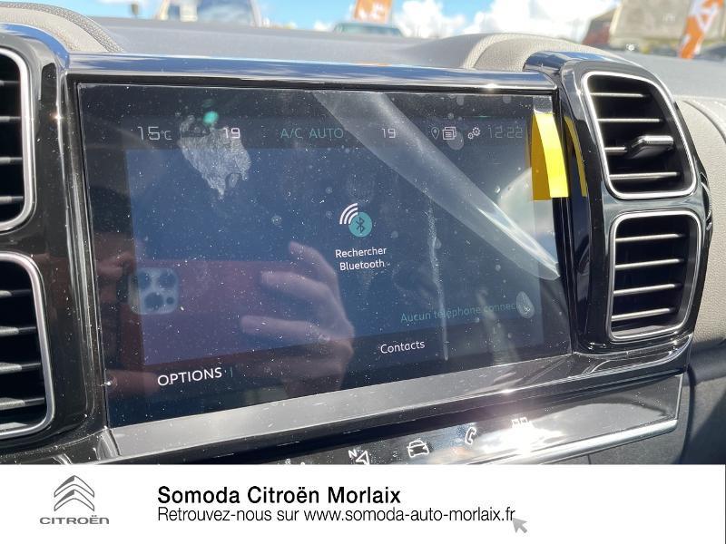 Photo 16 de l'offre de CITROEN C5 Aircross Hybrid 225ch C-Series e-EAT8 à 42500€ chez Somoda - Citroën Morlaix