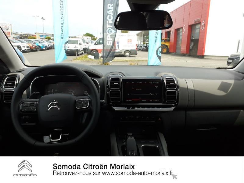 Photo 8 de l'offre de CITROEN C5 Aircross BlueHDi 130ch S&S Shine Pack EAT8 E6.d à 32990€ chez Somoda - Citroën Morlaix