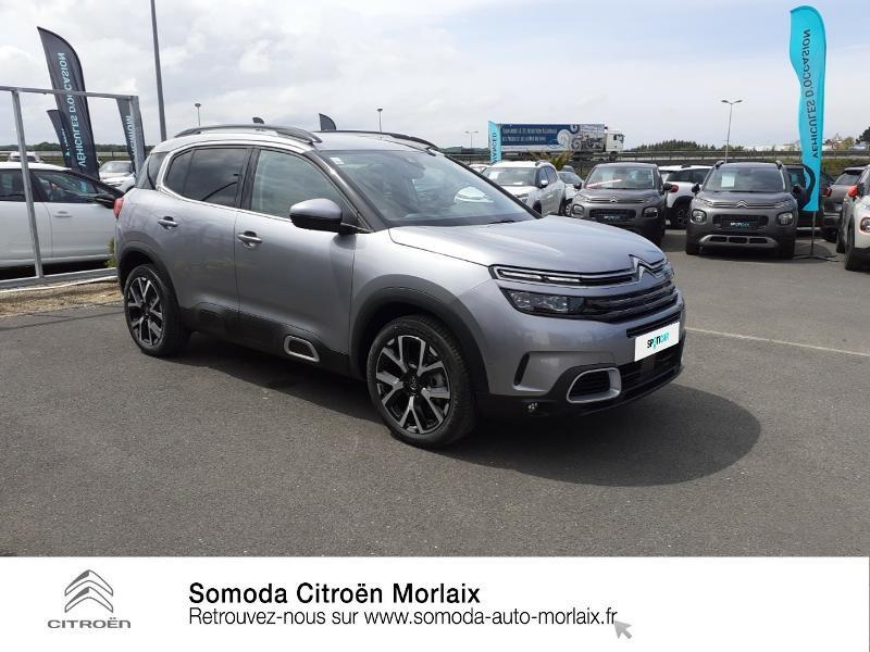 Photo 3 de l'offre de CITROEN C5 Aircross BlueHDi 130ch S&S Shine Pack EAT8 E6.d à 32990€ chez Somoda - Citroën Morlaix